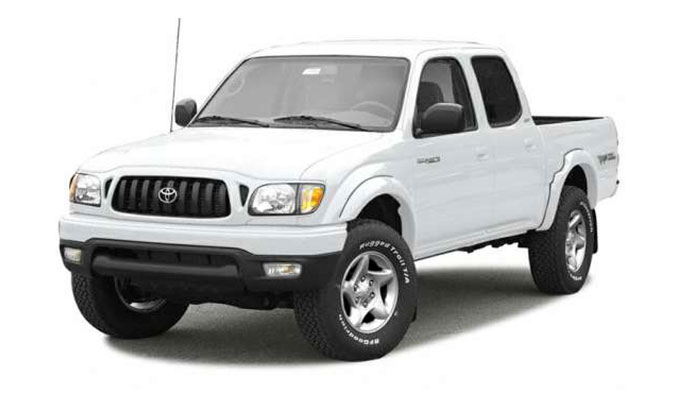 Toyota Tacoma (95-04) Headlight Upgrades