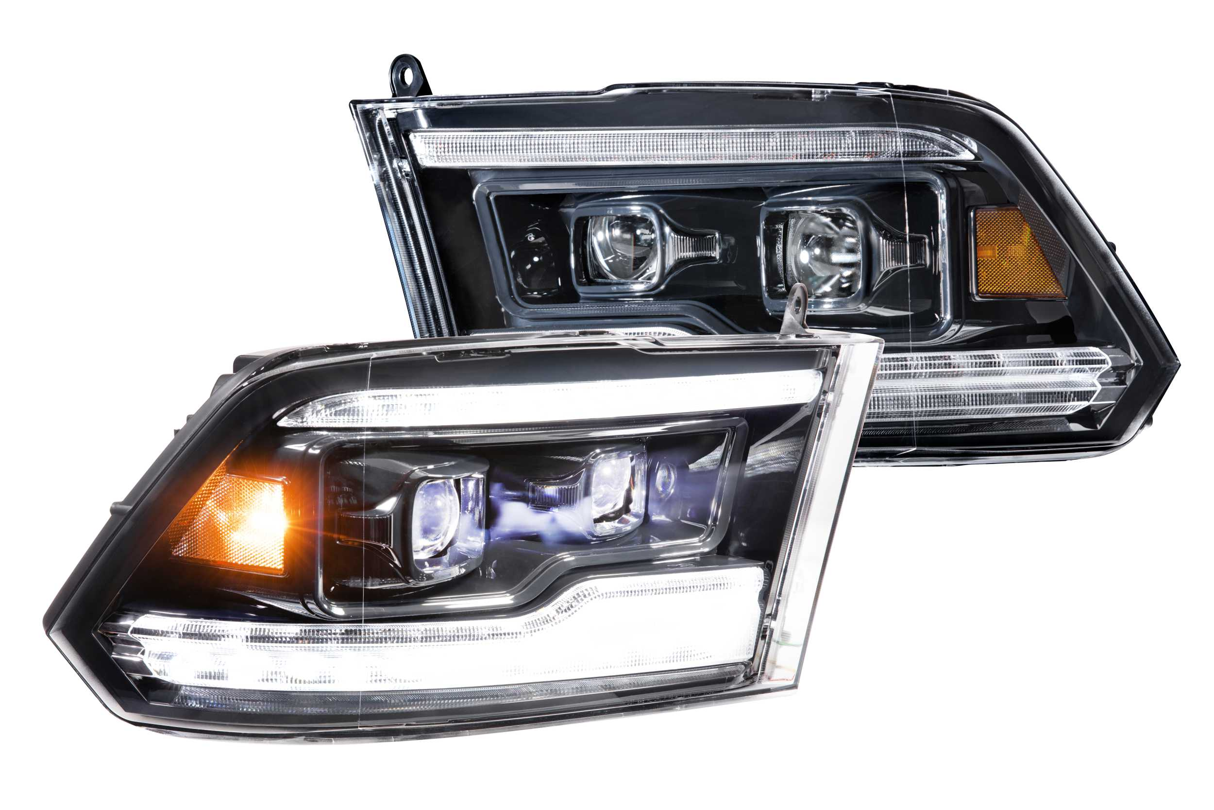 LED Conversion kit Fits Ram Classic 2016-2018 with Projector Headlamps Low Beam